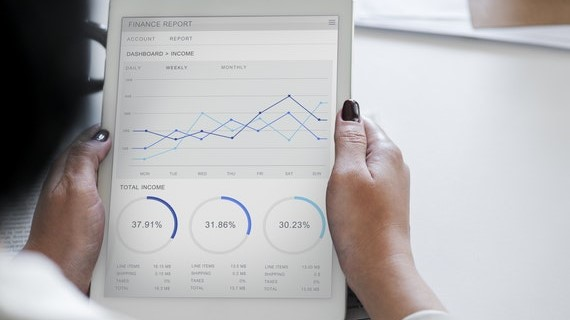 Energieeffizienz - Bericht Diagramme